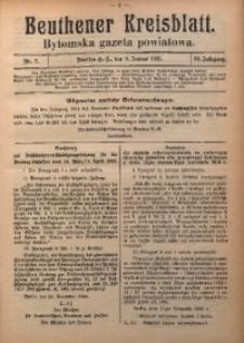 Beuthener Kreisblatt, 1925, Jg. 83, Nr. 2