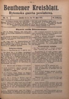 Beuthener Kreisblatt, 1925, Jg. 83, Nr. 21