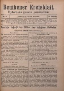 Beuthener Kreisblatt, 1925, Jg. 83, Nr. 25