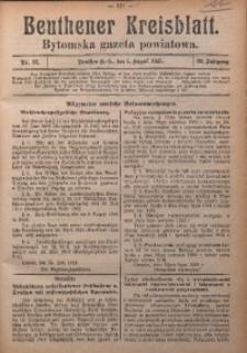 Beuthener Kreisblatt, 1925, Jg. 83, Nr. 32