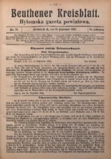 Beuthener Kreisblatt, 1925, Jg. 83, Nr. 38