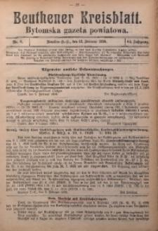 Beuthener Kreisblatt, 1926, Jg. 84, Nr. 6