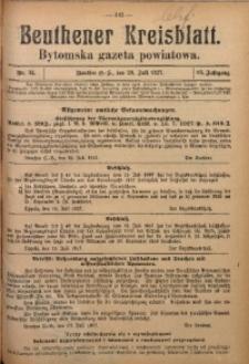 Beuthener Kreisblatt, 1927, Jg. 85, Nr. 33