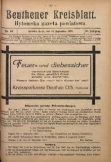 Beuthener Kreisblatt, 1927, Jg. 85, Nr. 40