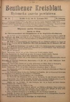 Beuthener Kreisblatt, 1927, Jg. 85, Nr. 49