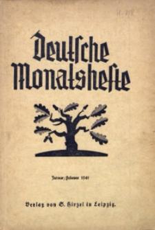 Deutsche Monatshefte in Polen, 1941, Jg. 7 (17), Heft 7/8