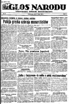 Głos Narodu, 1946, R. 2, nr 30