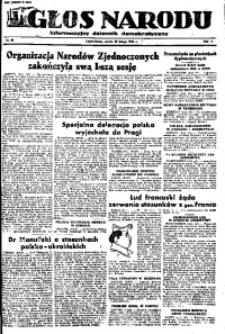 Głos Narodu, 1946, R. 2, nr 40