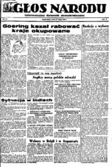 Głos Narodu, 1946, R. 2, nr 49