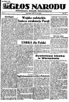 Głos Narodu, 1946, R. 2, nr 72