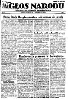 Głos Narodu, 1946, R. 2, nr 77