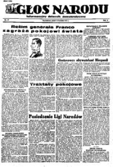 Głos Narodu, 1946, R. 2, nr 87