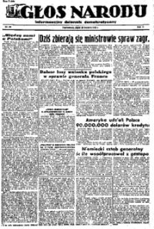 Głos Narodu, 1946, R. 2, nr 98