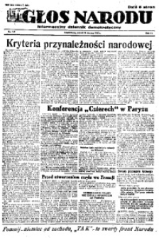 Głos Narodu, 1946, R. 2, nr 142