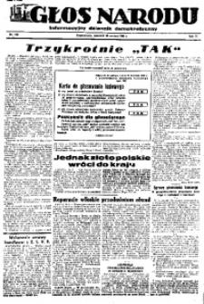 Głos Narodu, 1946, R. 2, nr 144