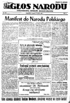 Głos Narodu, 1946, R. 2, nr 149