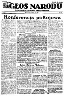 Głos Narodu, 1946, R. 2, nr 177