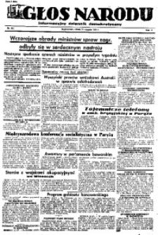 Głos Narodu, 1946, R. 2, nr 204