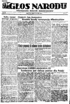 Głos Narodu, 1946, R. 2, nr 215
