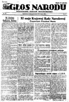 Głos Narodu, 1946, R. 2, nr 223