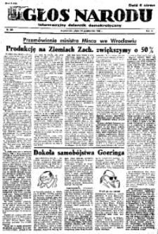Głos Narodu, 1946, R. 2, nr 245
