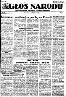 Głos Narodu, 1946, R. 2, nr 278