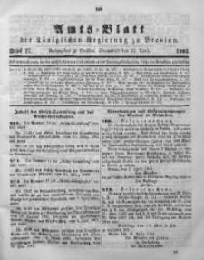 Amts-Blatt der Königlichen Regierung zu Breslau, 1903, Bd. 94, St. 17