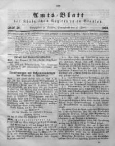 Amts-Blatt der Königlichen Regierung zu Breslau, 1903, Bd. 94, St. 26