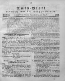 Amts-Blatt der Königlichen Regierung zu Breslau, 1903, Bd. 94, St. 34