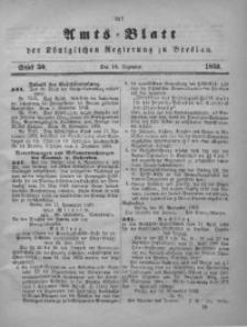 Amts-Blatt der Königlichen Regierung zu Breslau, 1869, Jg. 60, St. 50