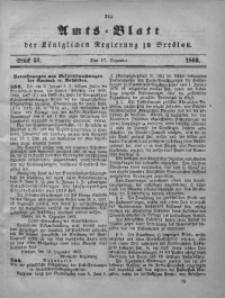 Amts-Blatt der Königlichen Regierung zu Breslau, 1869, Jg. 60, St. 51