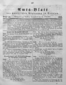 Amts-Blatt der Königlichen Regierung zu Breslau, 1903, Bd. 94, St. 48