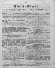 Amts-Blatt der Königlichen Regierung zu Breslau, 1898, Jg. 89, St. 2