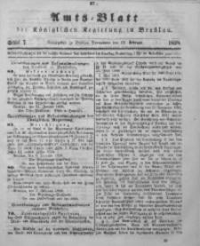 Amts-Blatt der Königlichen Regierung zu Breslau, 1898, Jg. 89, St. 7