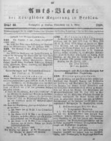 Amts-Blatt der Königlichen Regierung zu Breslau, 1898, Jg. 89, St. 10