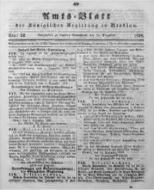 Amts-Blatt der Königlichen Regierung zu Breslau, 1898, Jg. 89, St. 52