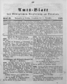 Amts-Blatt der Königlichen Regierung zu Breslau, 1899, Jg. 90, St. 45