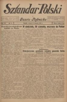 Sztandar Polski i Gazeta Rybnicka, 1933, R. 15, Nr. 94