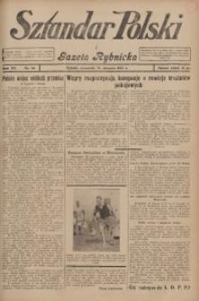 Sztandar Polski i Gazeta Rybnicka, 1933, R. 15, Nr. 98