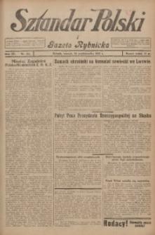 Sztandar Polski i Gazeta Rybnicka, 1933, R. 15, Nr. 124