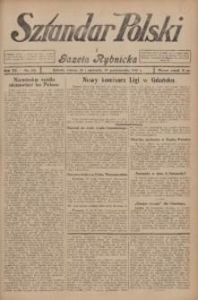 Sztandar Polski i Gazeta Rybnicka, 1933, R. 15, Nr. 126
