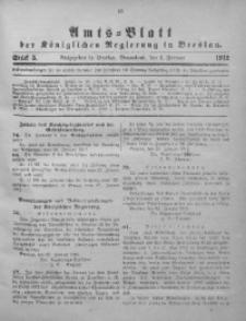 Amts-Blatt der Königlichen Regierung in Breslau, 1912, Bd. 103, St. 5