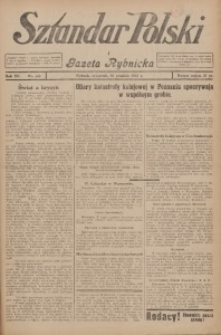 Sztandar Polski i Gazeta Rybnicka, 1933, R. 15, Nr. 147