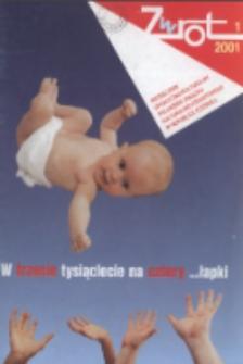 Zwrot, R. 53 (2001), Nry 1-12