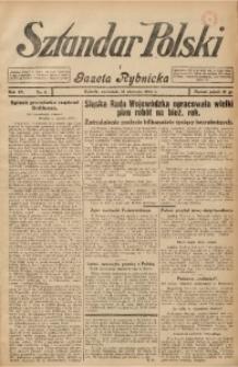 Sztandar Polski i Gazeta Rybnicka, 1934, R. 15, Nr. 8