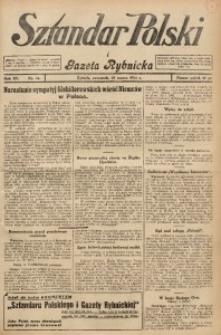 Sztandar Polski i Gazeta Rybnicka, 1934, R. 15, Nr. 34