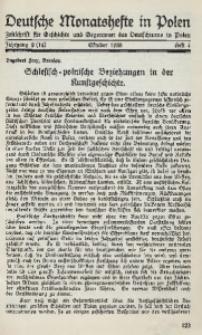 Deutsche Monatshefte in Polen, 1935, Jg. 2 (12), Heft 4