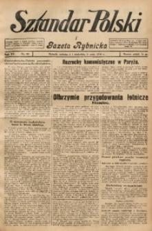 Sztandar Polski i Gazeta Rybnicka, 1934, R. 15, Nr. 52