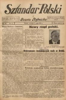 Sztandar Polski i Gazeta Rybnicka, 1934, R. 15, Nr. 57