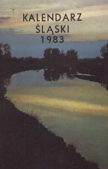 Kalendarz Śląski, 1983